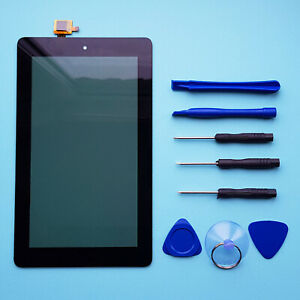 """Amazon Fire HD 7"""" 5th Gen 2015 SV98LN Tablet Touch Screen Digitizer Replacement"""