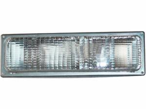 For 1992-1993 Chevrolet C2500 Suburban Turn Signal / Parking Light TYC 49342PY