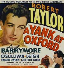 A YANK AT OXFORD Movie POSTER 30x30