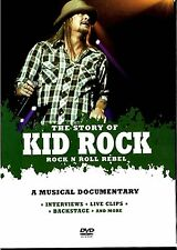 NEW DVD // THE STORY OF KID ROCK - INTERVIEWS, LIVE CLIPS , DOCUMENTARY