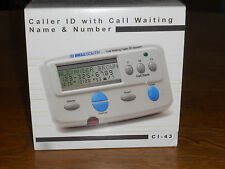 Bell South Caller Id / Call Waiting Name & Number Ci-43 (New)