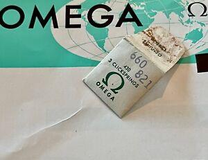 Vintage Omega watch 660 661 662 663 Genuine Omega Click Spring part #430 NOS