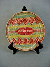 "ADVENTURELAND Disney Plate 9"" Diameter NEW"