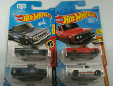 HOT WHEELS MAZDA REPU HW HOT TRUCK LOT OF 4