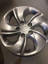 "1-2013 2014 2015 HONDA Civic HUBCAP Wheelcover HUB CAP WHEEL COVER 15"""