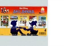 WALT DISNEY, DISNEY Souvenir Sheet with Donald Duck, 5 stamps