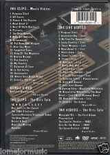 rare DVD 70s 80S MIDNIGHT OIL bed are burning THE DEAD HEART video collection