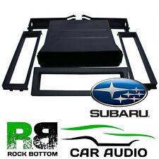Suburu Impreza//WRX//STI 2st Gen Simple Din Autoradio Stéréo fascia panel