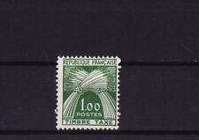 timbre France TAXE    1 f  vert    num: 94   *