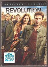 Revolution Season 1 - DVD TV Shows First BRAND NEW