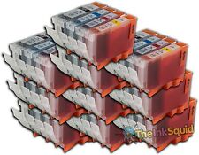 40 Canon PGI-5 CLI-8 Compatible Ink Cartridges PGI-5Bk