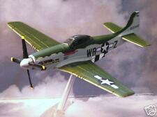 "Corgi WWII ""Hun Hunter from Texas"" P-51 D Mustang P51 Henrey Brown Fighter Ace"