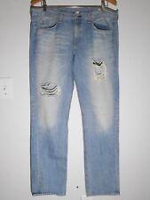 $264 Rag & Bone/JEAN The Dre - Boyfriend Fit Skinny Jeans in Convoy Destroyed 31