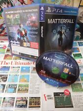 Playstation 4 PS4:Matterfall [TOP & 1ERE EDITION] COMPLET - Fr