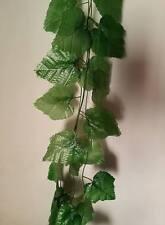Extra large leaf 7ft Ivy Vine vivarium plants/decoration