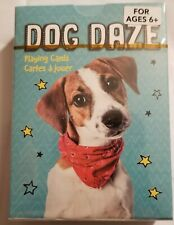 Cute deck of Dog Daze Playing cards