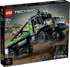 LEGO Technic 4x4 Mercedes-Benz Zetros Offroad-Truck 42129 N8/21
