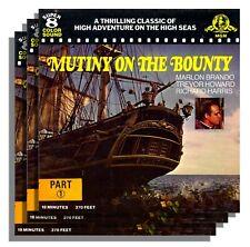 2 x 600' spool Super 8mm Col Sound. MUTINY ON THE BOUNTY * MGM/KEN FILMS (dl)