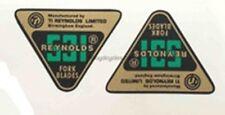 Reynolds 531 M77-82 Pair