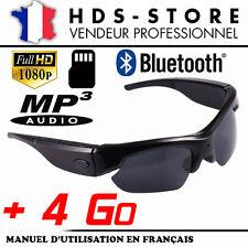 GLASSES CAMERA SPORT SUNG4 FULL HD 1080P + 4 GB VIDEO PHOTO BLUETOOTH MP3