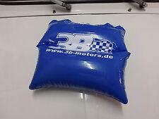Strand Kissen oder Tasche aufblasbar aus PVC Oldschool inflatable beach bag