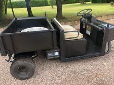 More details for cushman/jacobson truck petrol auto tipper pto golf course stock john deere jcb