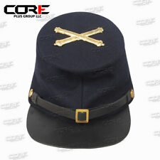 Union Artillery Blue Kepi With Artillery Badge All Sizes Available !