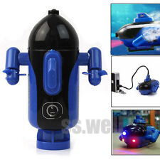 777 - 219 Mini RC Racing Submarine Boat 4CH Remote Control Toys For Kids Gift