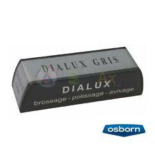 Pasta per lucidare Dialux Grigio da usare con spazzole per avvivare acciaio inox