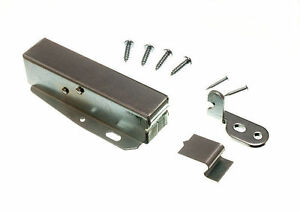 100 X TOUCH LATCH HATCH PUSH WITH FIXING SCREWS AND INSTRUCTIONS