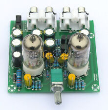 Pre-amp 6J1 Valve Tube PreAmplifier Board Bass on Musical Fidelity X10-D circuit
