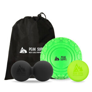 Massage Ball 3 Types Available or as Set | Deep Tissue | Myofascial Release MFR