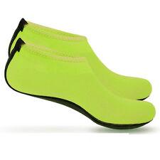 Unisex Barefoot Water Skin Shoes Aqua Socks for Beach Swim Surf Yoga Exercise CU