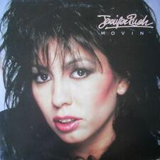 "12"" Jennifer Rush Movin` (Different Cover) 1986 CBS 26 710 (Destiny, Live Wire)"