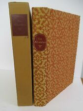 Washington Irving THE ALHAMBRA, Limited Editions Club in Slipcase