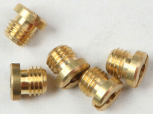 Cycle Pro 5/Pack S S Main Jets .098, #24386 42-0898 865-01129