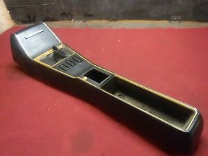 69 70 71 72 TOYOTA CORONA 4 SPEED MANUAL TRANS CENTER CONSOLE RT43