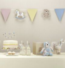 Rock A Bye Baby Baby Shower Party Bunting 3.5 metres