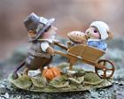 Wee Forest Folk Thanksgiving - Pilgrim Pickup M-679