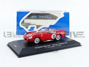 IXO 1/43 - FERRARI TR 61 - WINNER LE MANS 1961 - LM1961