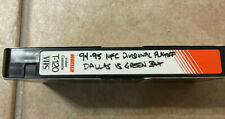 Sold as Blank 1994-95 NFC Divisional Playoff Dallas vs Green Bay