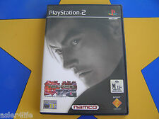 TEKKEN TAG TOURNAMENT - PLAYSTATION 2 - PS2