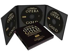 OPERA GOLD (50 GREAT TRACKS PREMIUM COLLECTION) 3 CD NEUF PUCCINI/VERDI/BIZET