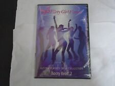 FLIRTY GIRL FITNESS BOOTY BEAT 2 DVD NEW