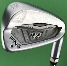 """PING S56 Blue Dot Demo Individual 7 Iron Right Hand (.75* Upright, +1"""") #17181"""