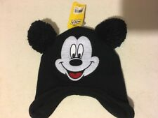 New listing Disney Mickey Mouse Kids Winter Hat New with Tags Nwt Rn# 109028