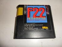 Sega Mega Drive  F22 Interceptor (2)
