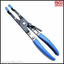 BGS - Soldering Aid Pliers, 240 mm Long - Sprung Loaded For Easy Use, Pro - 9945
