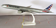 American Airlines BOEING 777-300er 1:200 Herpa Snap-Fit 609739 modello b777 AA