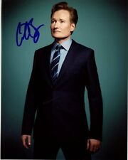CONAN O'BRIEN signed autographed photo (2)